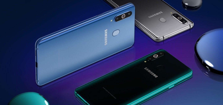 Samsung wprowadza na rynek (nie) nowy smartfon, Galaxy A9 Pro 2019 17