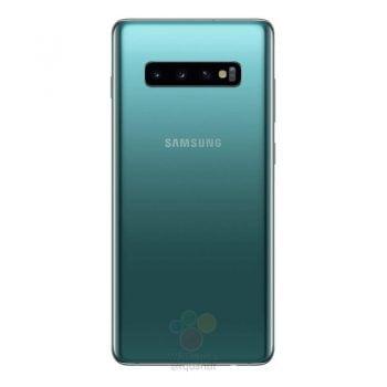 Uczta dla oczu: rendery flagowych Samsungów Galaxy S10 i Galaxy S10+ we wszystkich wersjach kolorystycznych