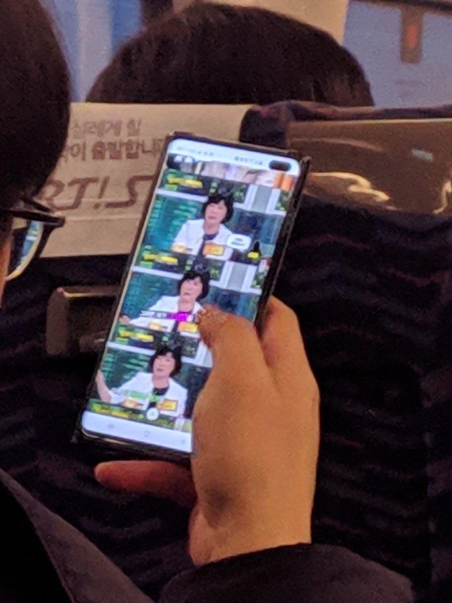 Samsung Galaxy S10+ na pierwszym zdjęciu - on naprawdę będzie tak wyglądał! 21