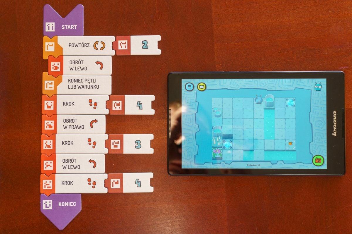 Tabletowo.pl Testujemy Scottie Go! Labirynt - programowanie dla najmłodszych Gry Recenzje Aplikacji/Gier