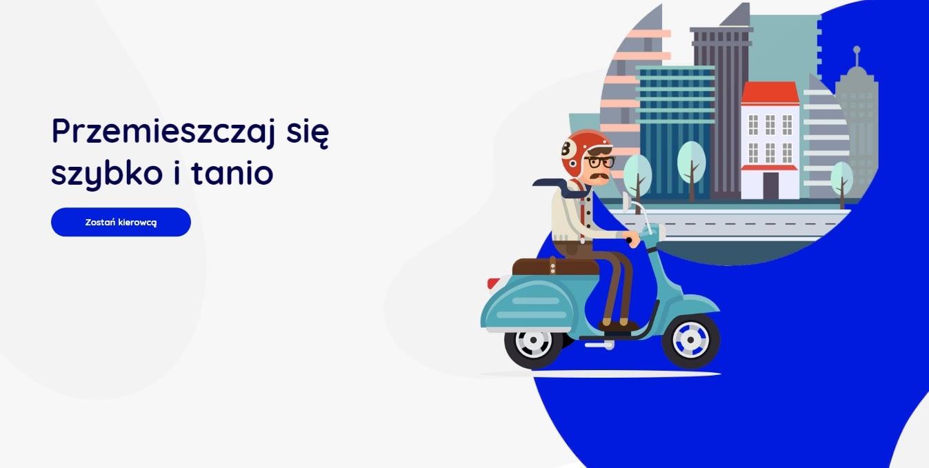 Niektórzy w niego nie wierzą, ale Skuber właśnie przedstawił cennik oraz udostępnił aplikację dla kierowców i klientów 16