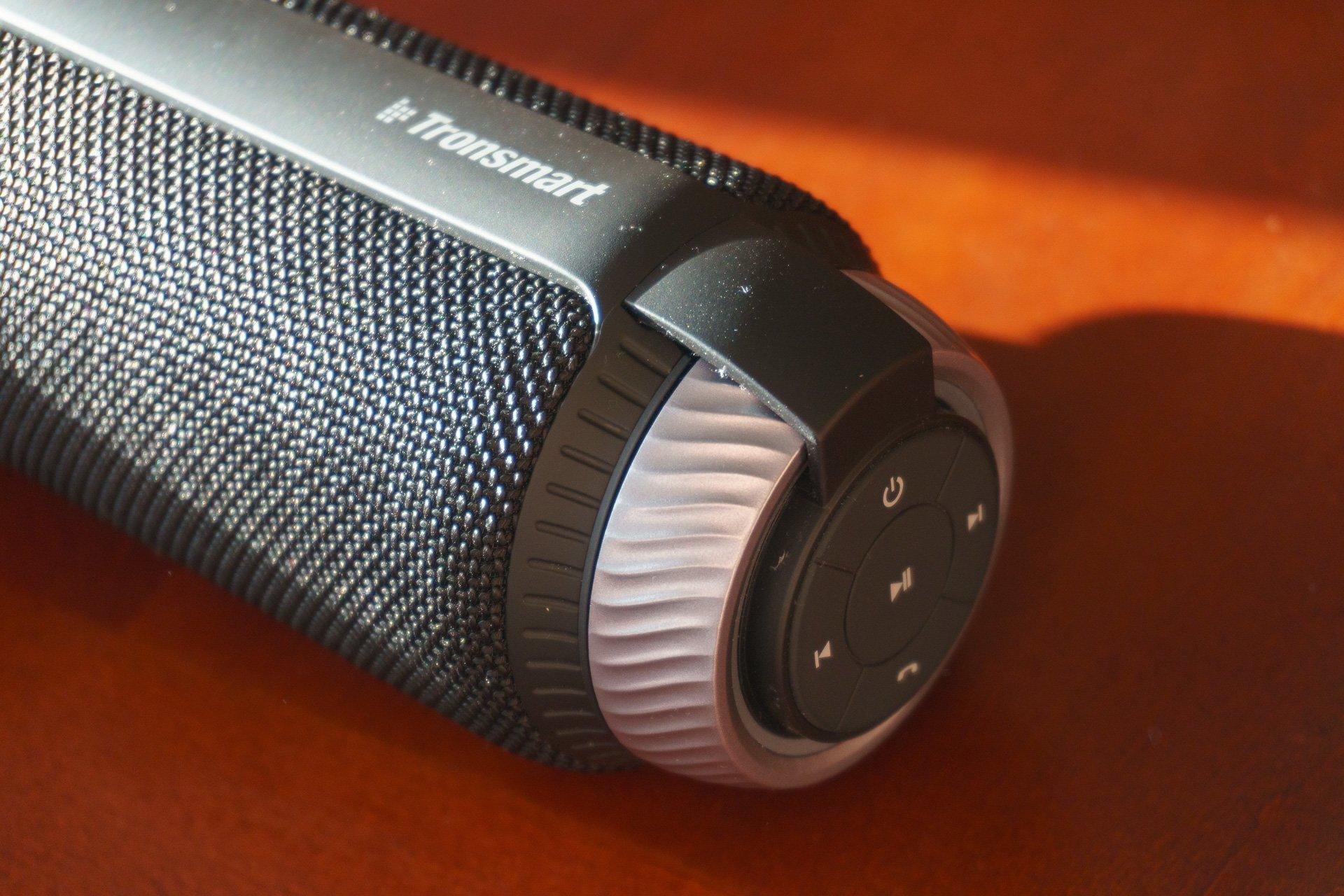 Tabletowo.pl Tronsmart Element T6 – głośnik, termos czy bidon? Audio Recenzje Sprzęt