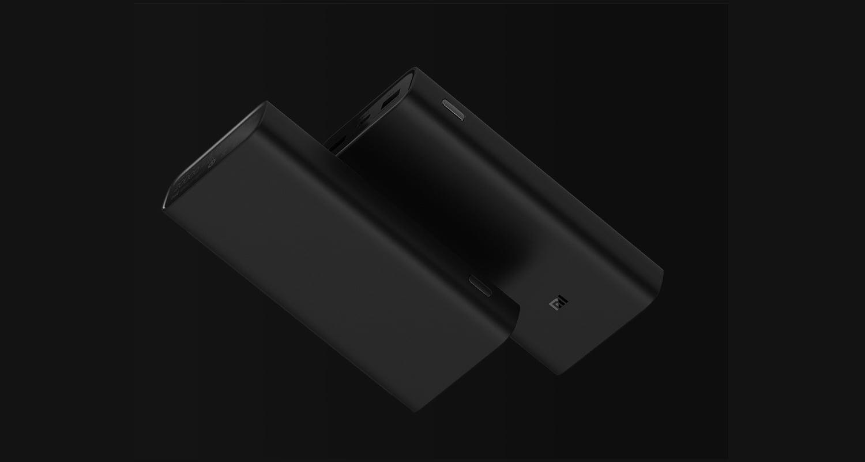 Tabletowo.pl Xiaomi zaprezentowało Mi Power Bank 3 Pro z obsługą szybkiego ładowania 45 W Akcesoria Nowości Xiaomi