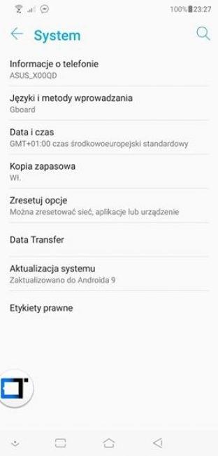 Aktualizacje: Android 9.0 Pie dla Asusa ZenFone 5 oraz pakiet ważnych poprawek dla Pocophone F1 16