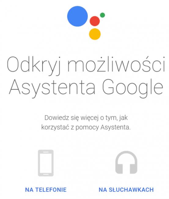 Google zapowiada 100 milionów urządzeń z dedykowanym przyciskiem Asystenta Google