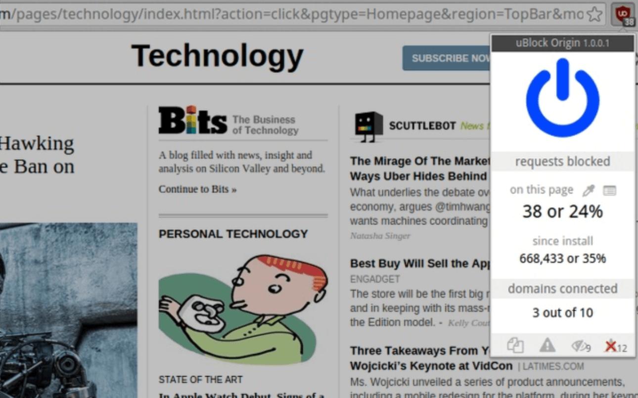 Działanie blokerów reklam w przeglądarce zagrożone przez planowane zmiany w Google Chrome 17