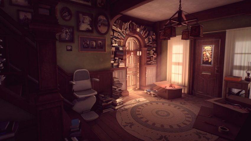 "Następna gra do pobrania za darmo z Epic Games Store - ""What Remains of Edith Finch"" 18"