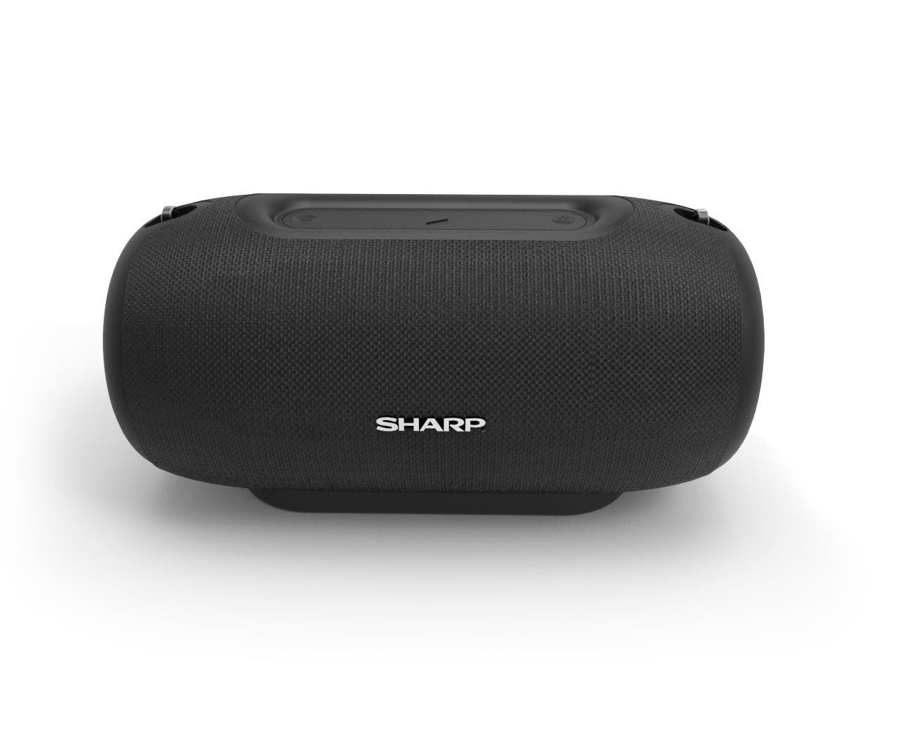 Nowe głośniki bezprzewodowe Sharpa nie boją się wody, współpracują z asystentami głosowymi i są już dostępne w Polsce 22