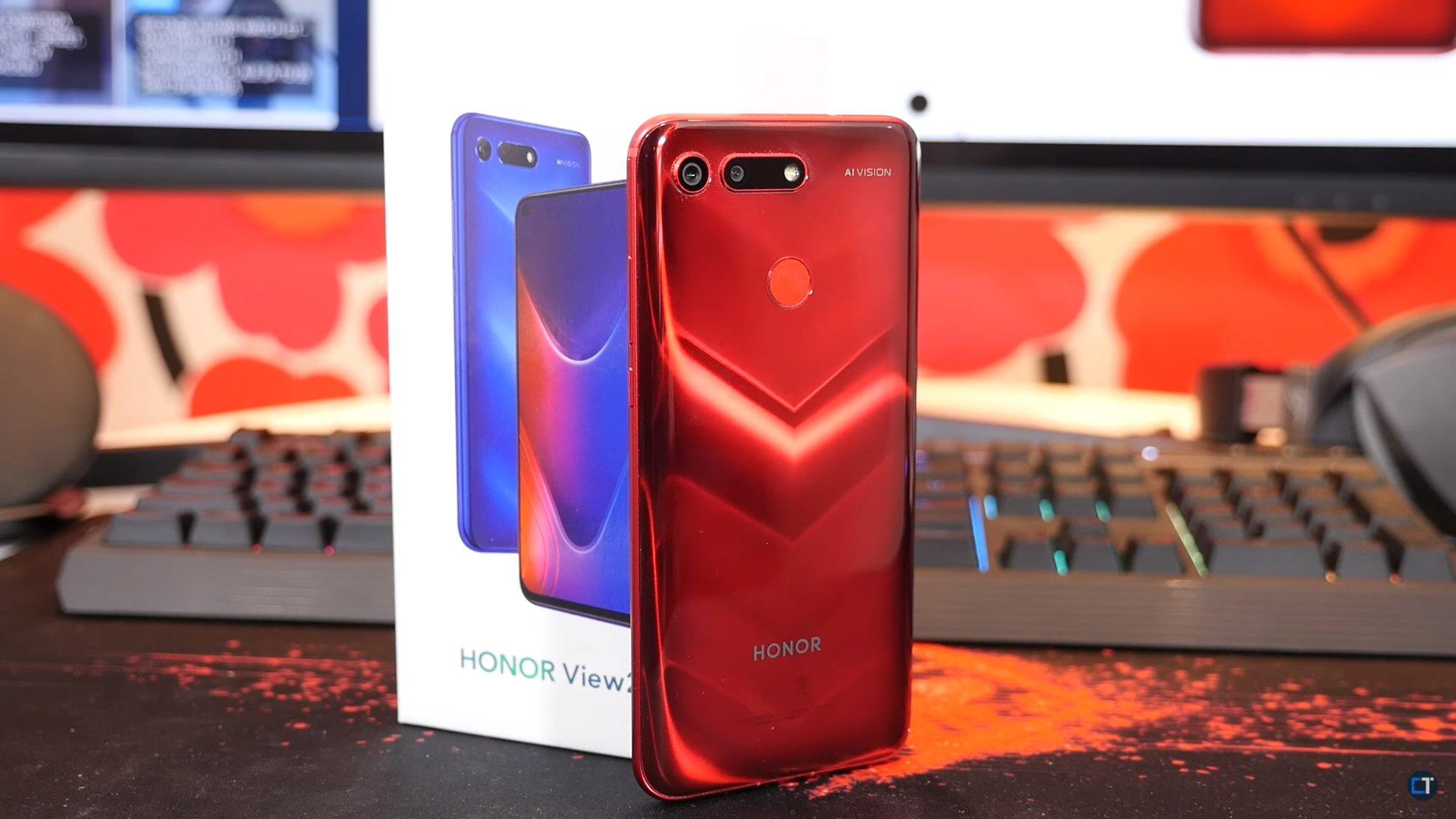 Honor sprzedał już 1,5 mln sztuk View 20. Teraz udostępni mu istotną aktualizację Honor Gaming+