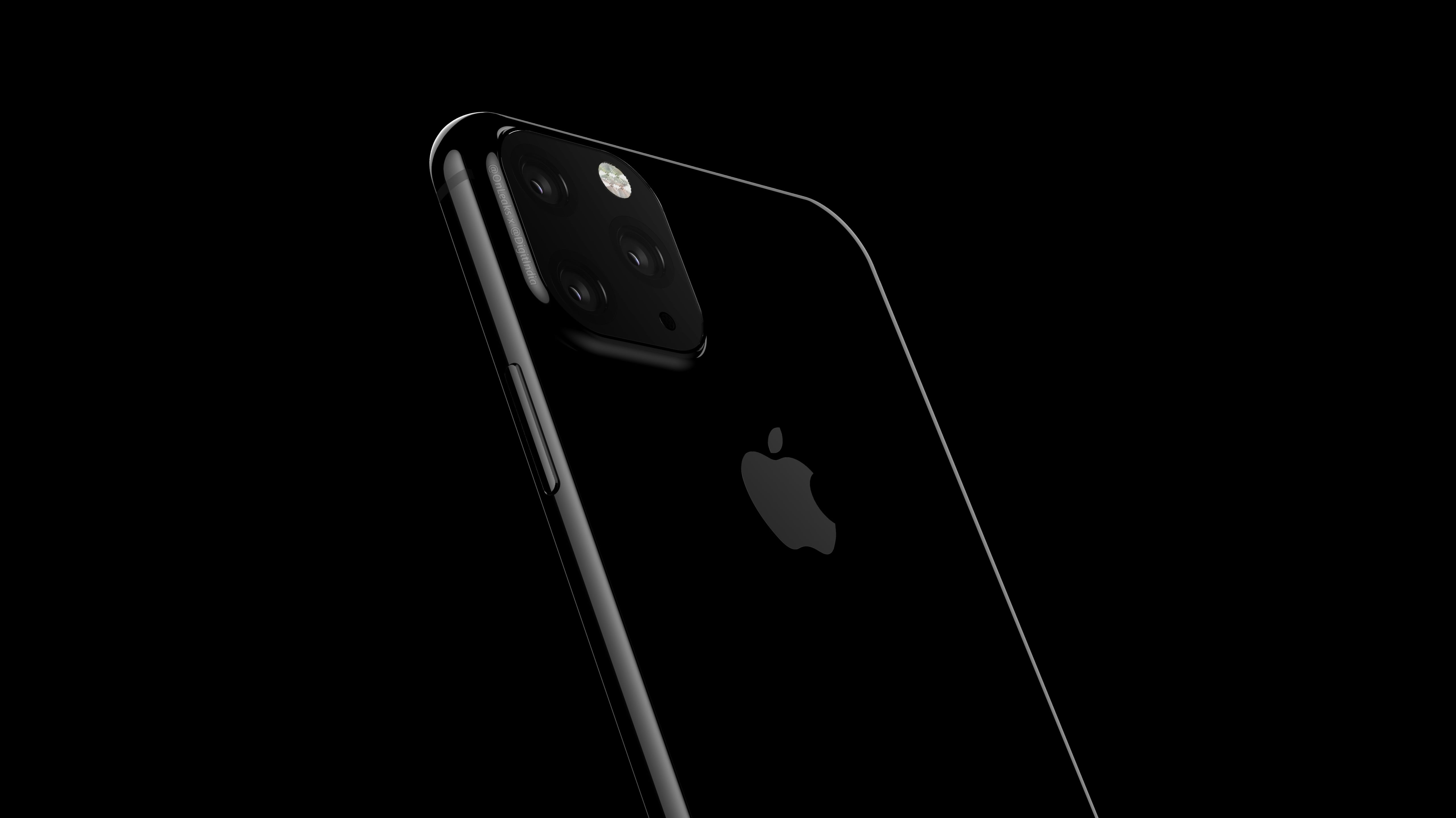 Następca iPhone'a XS Max ze złączem USB-C, trzema kamerami i iOS 13 z Dark Mode? 23