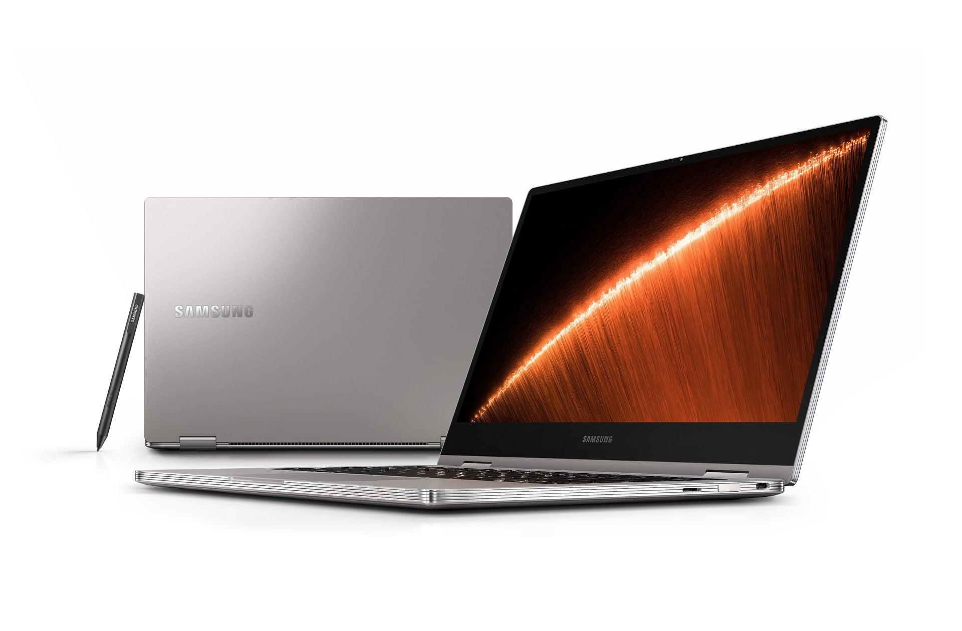 Samsung przywiózł na targi CES 2019 dwa nowe laptopy: Notebook 9 Pro i Notebook Flash