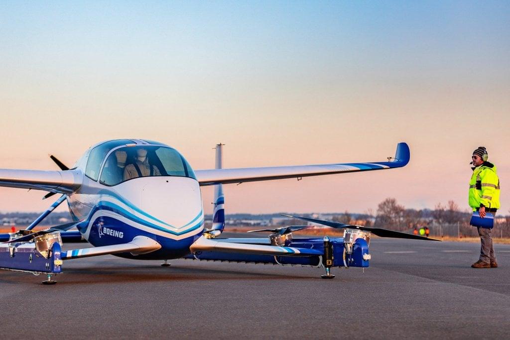 Boeing jest jeden krok bliżej do urzeczywistnienia wizji autonomicznej latającej taksówki 19