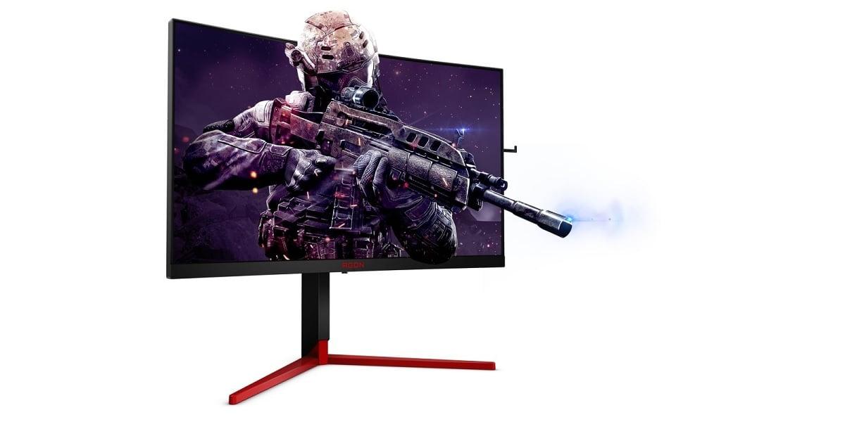 AOC zapowiada pierwsze monitory dla graczy z serii AGON 3. Do najtańszych nie należą 24