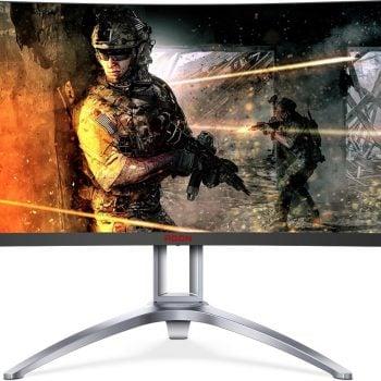 Tabletowo.pl AOC zapowiada pierwsze monitory dla graczy z serii AGON 3. Do najtańszych nie należą Monitory Nowości