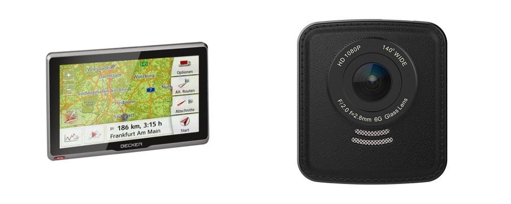 Promocja: nawigacja marki Becker i wideorejestrator SmartGPS taniej nawet o 200 złotych 20