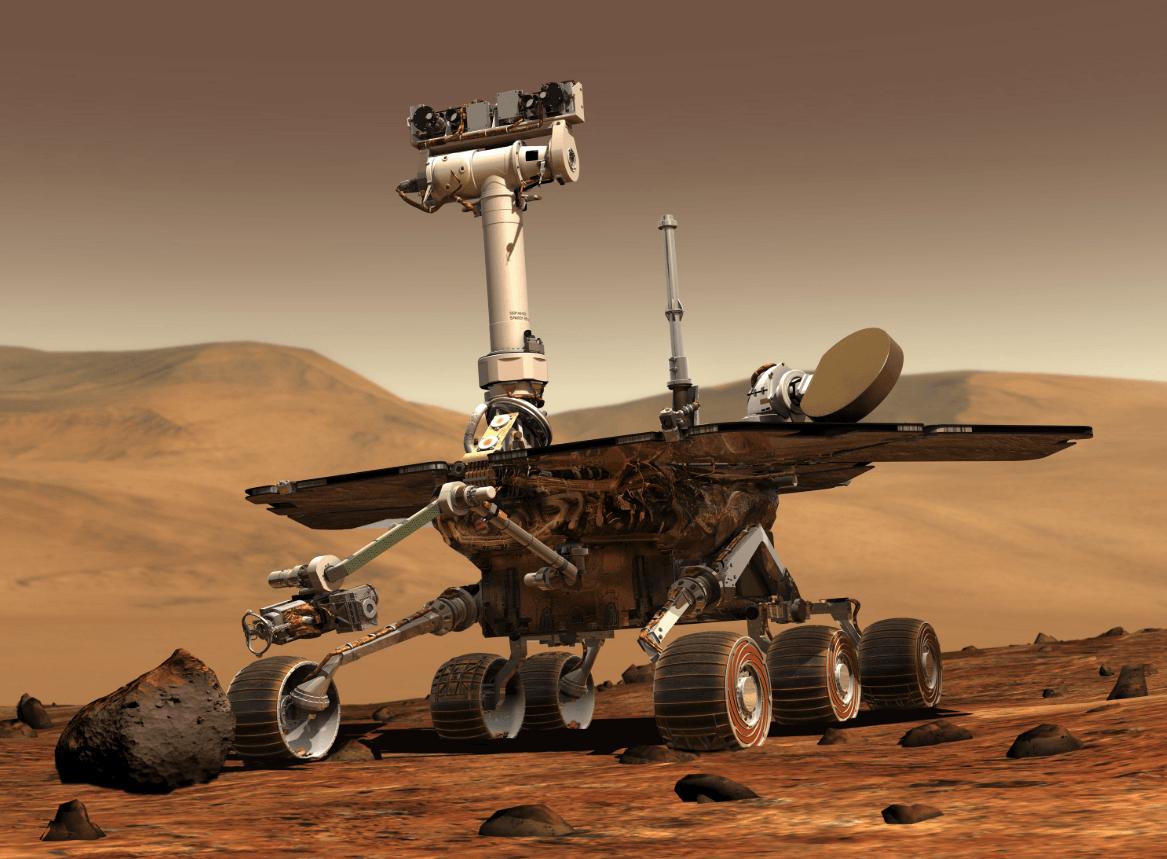 NASA stara się obudzić łazik Opportunity na Marsie. Niestety, bezskutecznie 17