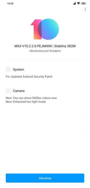 Aktualizacje: Android 9.0 Pie dla Asusa ZenFone 5 oraz pakiet ważnych poprawek dla Pocophone F1 24