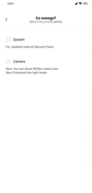 Aktualizacje: Android 9.0 Pie dla Asusa ZenFone 5 oraz pakiet ważnych poprawek dla Pocophone F1 25