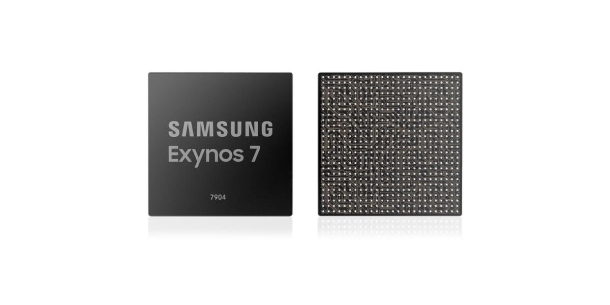 Samsung zaprezentował nowy procesor do smartfonów ze średniej półki - Exynos 7904