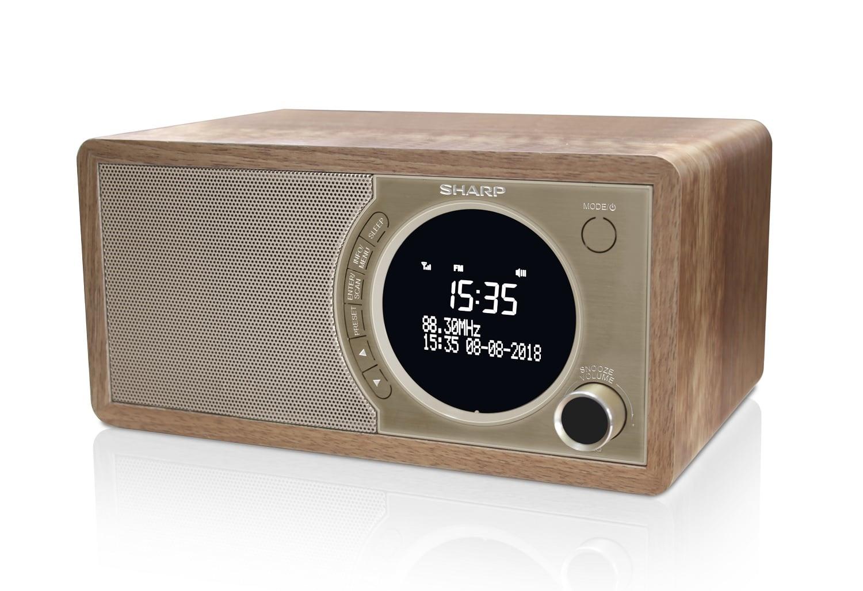 Sharp wprowadza do Polski nowe radioodbiorniki, w tym jedno radio internetowe 21