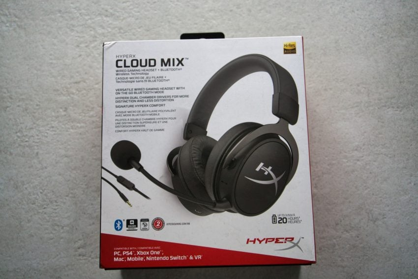 HyperX Cloud MIX - legendarne gamingowe słuchawki w bezprzewodowym stylu (recenzja) 21