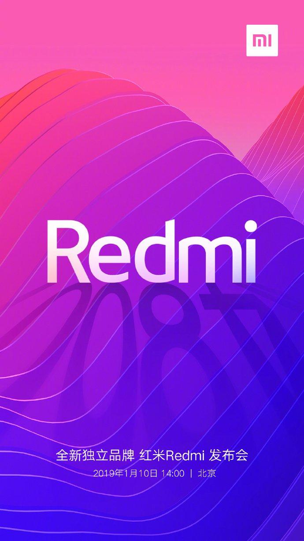 Tabletowo.pl Xiaomi ogłosiło, że Redmi staje się od teraz odrębną marką Nowości Smartfony Xiaomi