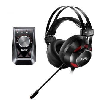 ADATA zaprezentowała nowe słuchawki nauszne dla graczy marki XPG obsługujące wirtualny dźwięk przestrzenny 7.1 23