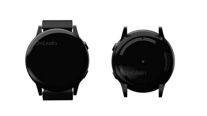 Tabletowo.pl Jeśli nowy smartwatch Samsunga będzie tak wyglądał, z trudem powstrzymam się przed jego kupnem Plotki / Przecieki Samsung Wearable