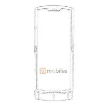 Tabletowo.pl Motorola, proszę, niech właśnie tak wygląda Twój składany smartfon - jestem zauroczony tym projektem Android Lenovo Motorola Smartfony
