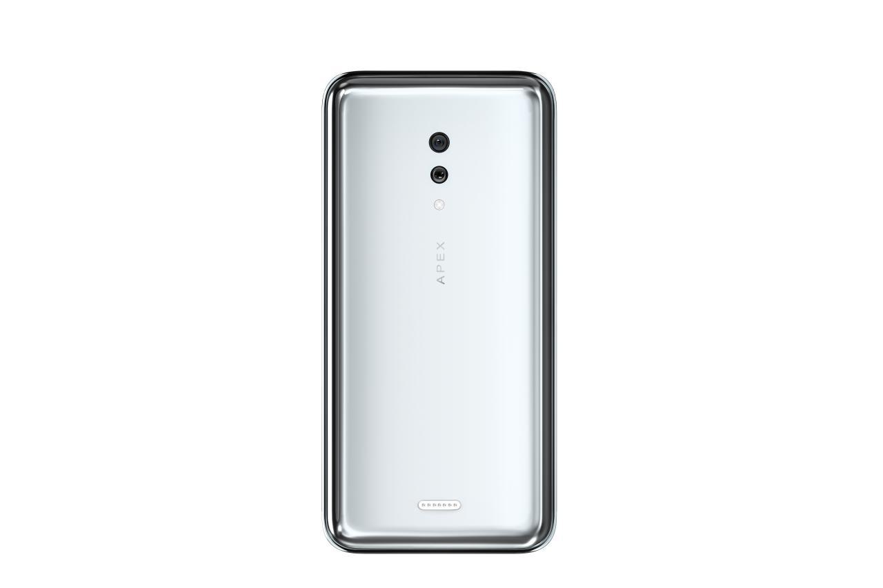 Vivo Apex 2019 to kolejny projekt smartfona pozbawionego przycisków fizycznych i jakichkolwiek portów 22