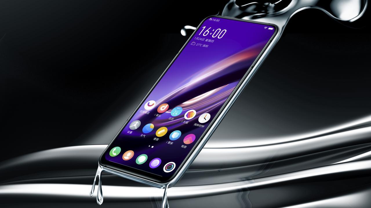 Vivo Apex 2019 to kolejny projekt smartfona pozbawionego przycisków fizycznych i jakichkolwiek portów 17