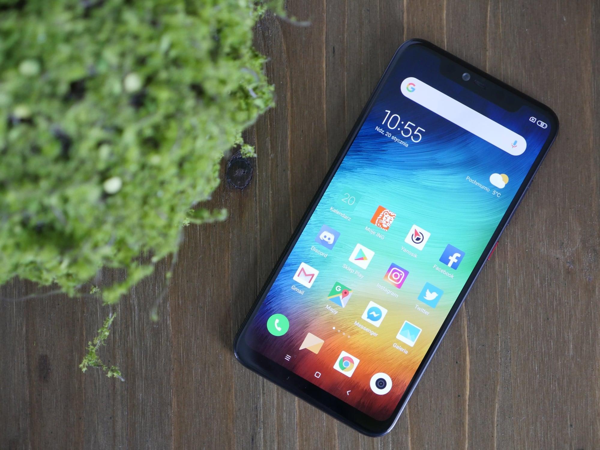 Ostatnia aktualizacja Xiaomi Mi 8 wnosi do systemu tryb ciemnego interfejsu 19