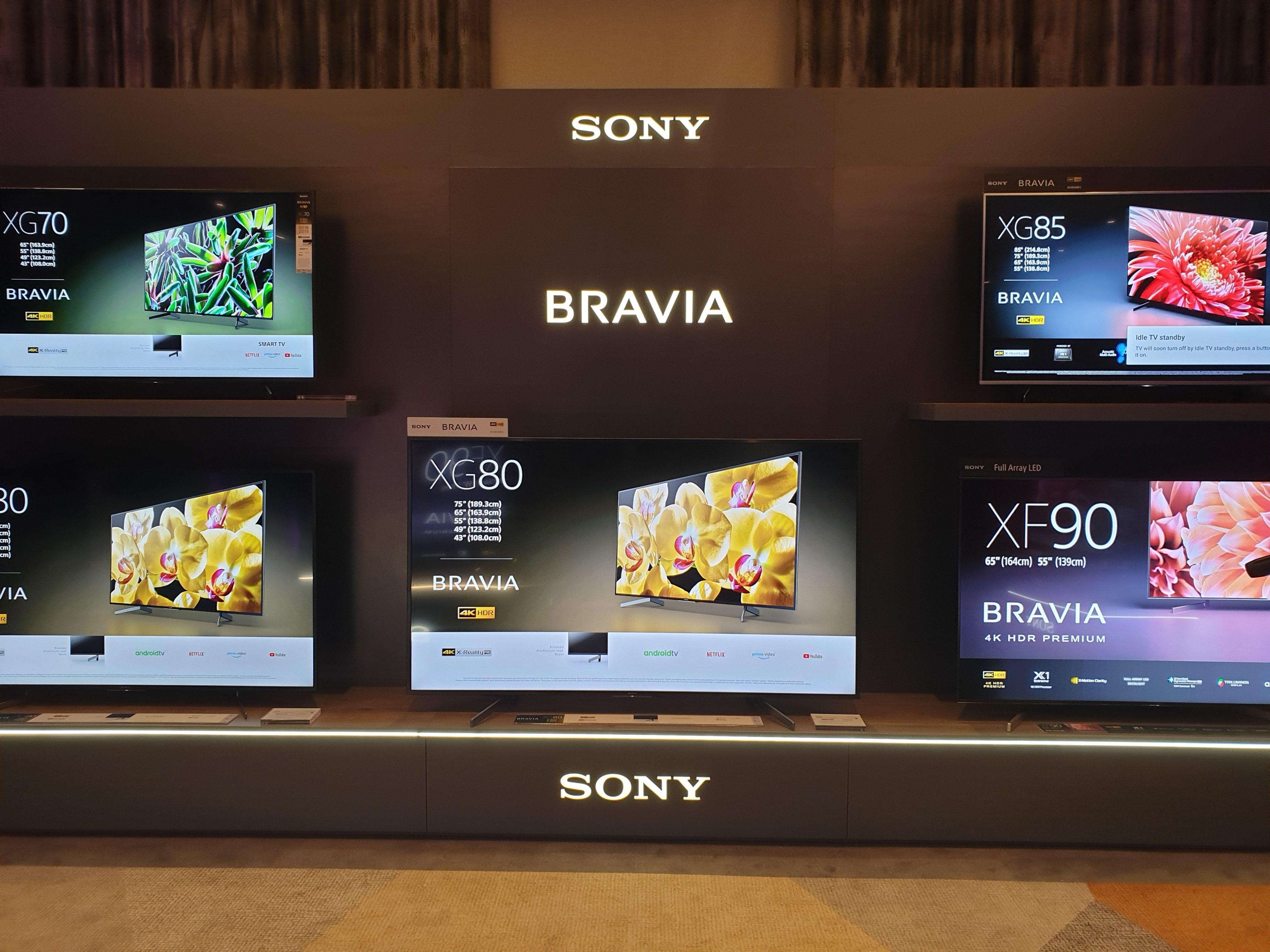 Konferencja Sony w malowniczym Budapeszcie - takich telewizorów i aparatów jeszcze nie było 21