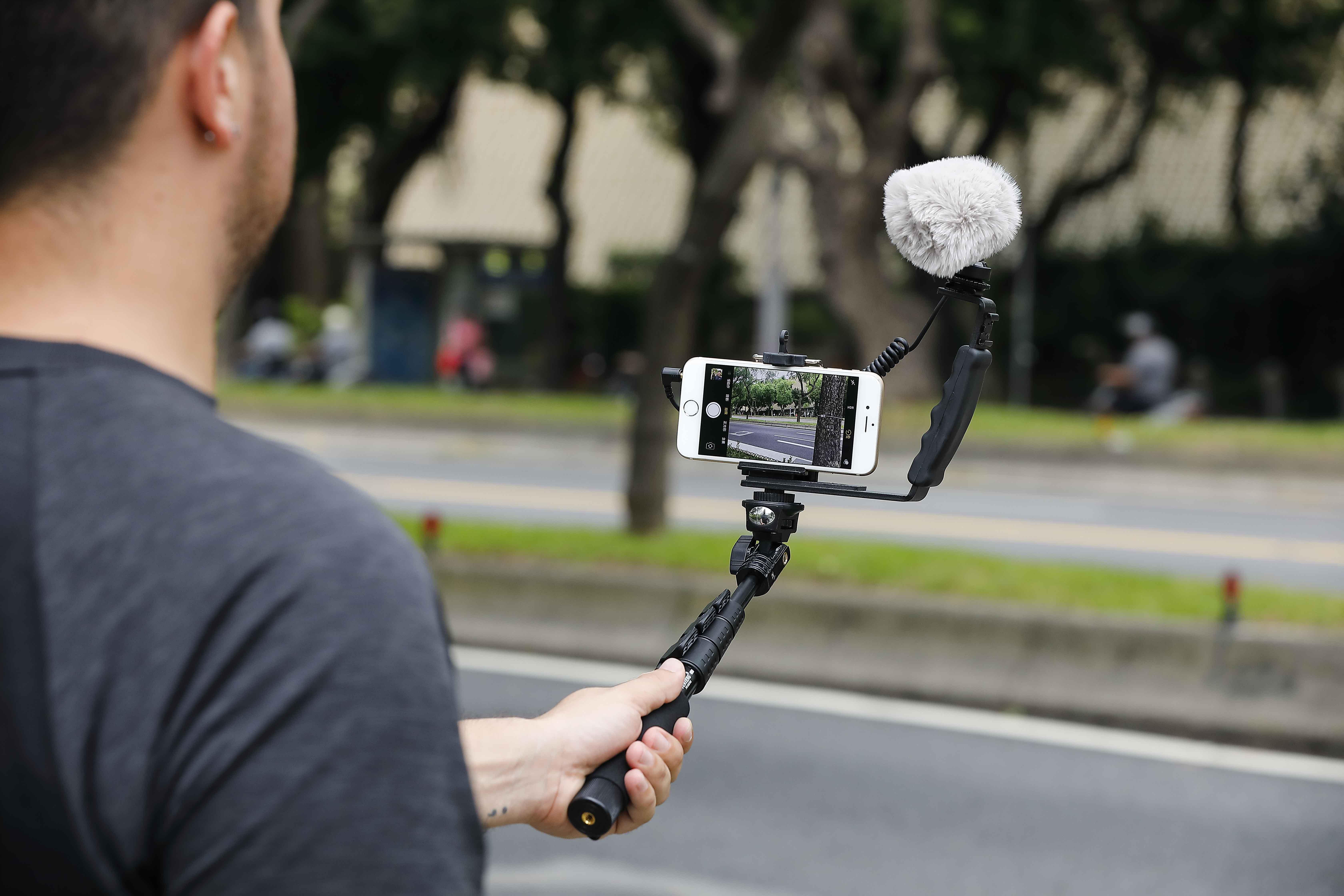 AVerMedia Live Streamer MIC133 to nowy, niezwykle funkcjonalny mikrofon dla YouTubera