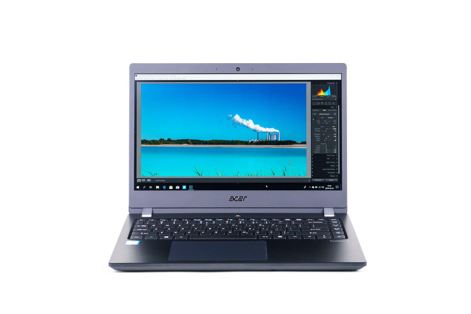 Tabletowo.pl Recenzja Acer TravelMate X3 TMX3410-M-50NL – lista zalet jest znacznie dłuższa niż wad Acer Laptopy Recenzje Windows