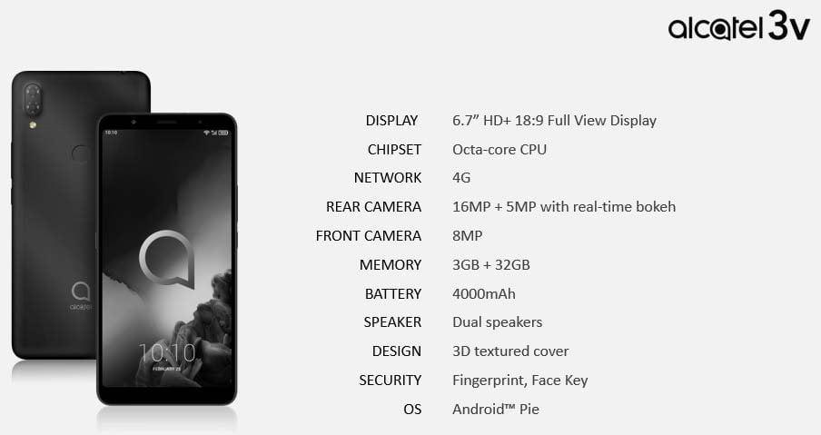 No nieźle: do sieci wyciekły rendery i specyfikacje aż sześciu nowych smartfonów Alcatela