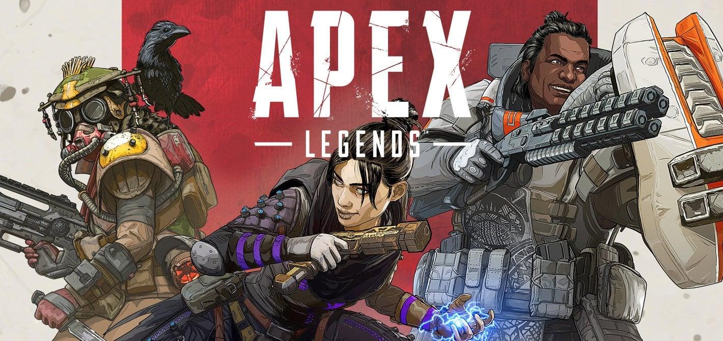 Tabletowo.pl Apex Legends - kolejna darmowa gra battle royale już do pobrania Gaming Gry Nowości