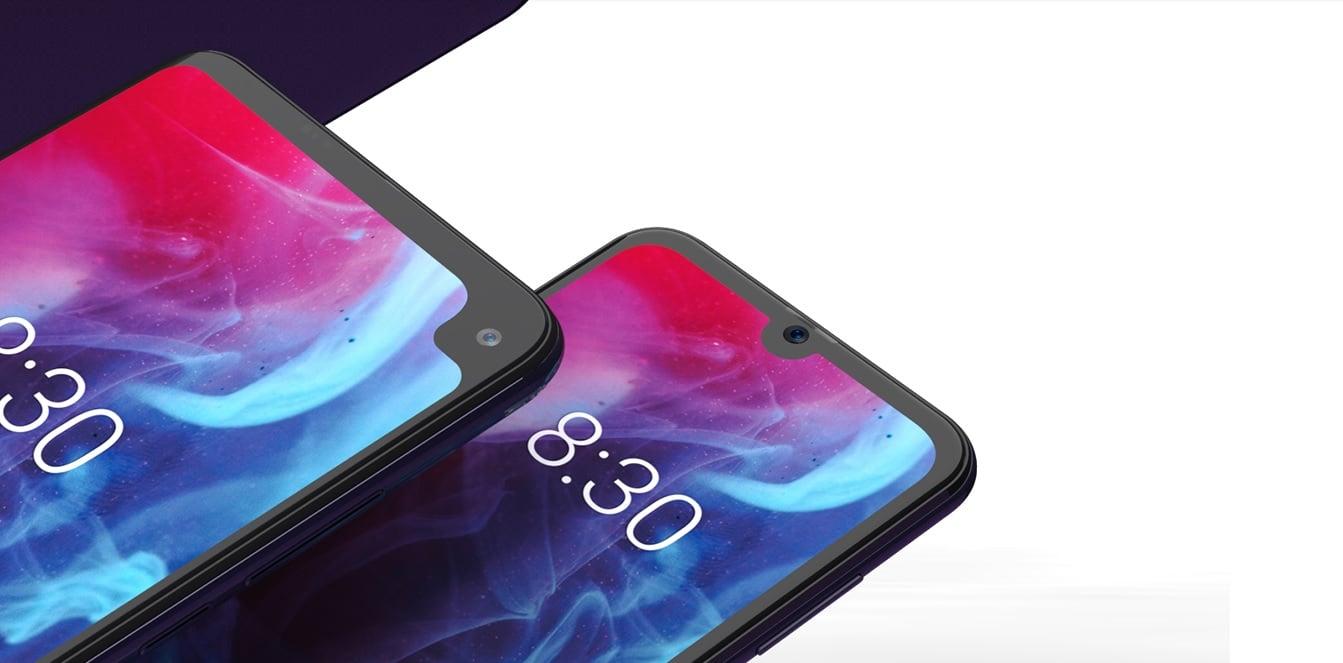 Archos zaprezentował trzy nowe smartfony - każdy z innym wycięciem w wyświetlaczu 18
