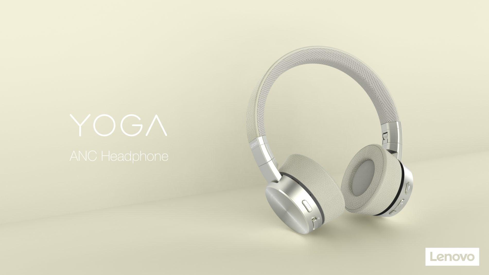 Laptopy, komputer AIO i słuchawki z aktywną redukcja hałasu