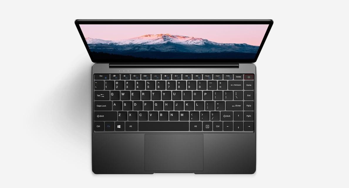 """Chuwi Aerobook ma być """"najbardziej przystępnym cenowo laptopem z bezramkowym ekranem"""""""