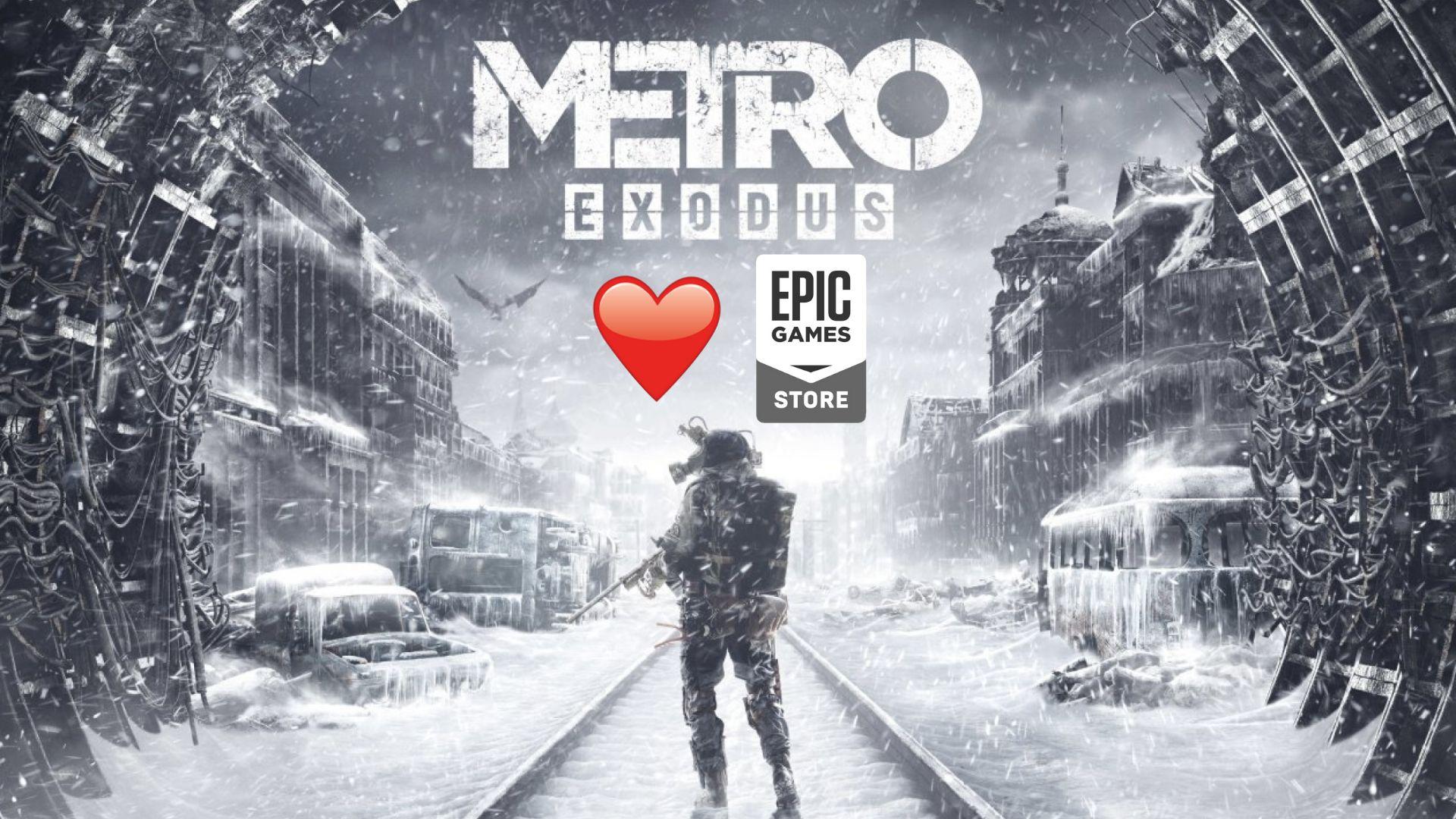 W Metro Exodus na PC zagrasz tylko przy pomocy Epic Games Store... i o co cała ta afera? 24