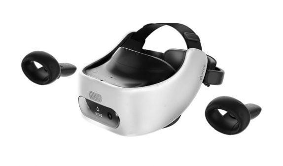 Tabletowo.pl HTC Vive Focus Plus - HTC chyba częściej pokazuje nowe wersje okularów VR niż smartfony HTC Nowości Wirtualna rzeczywistość