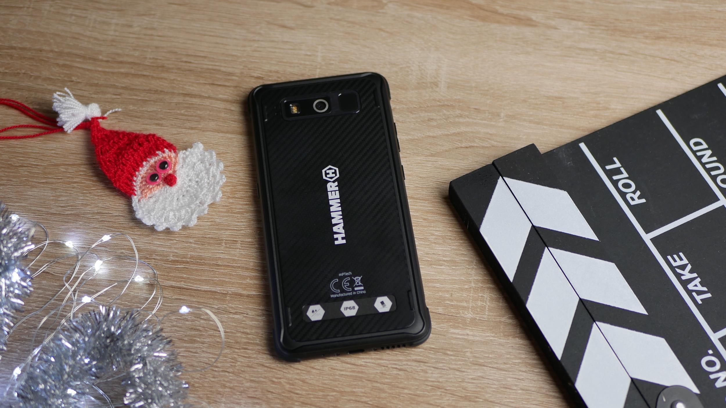 Recenzja Hammer Blade 2 Pro - wytrzymałego smartfona z NFC i 6 GB RAM 20