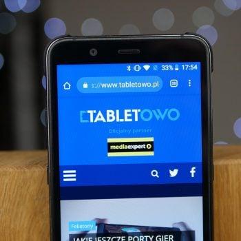 Recenzja Hammer Blade 2 Pro - wytrzymałego smartfona z NFC i 6 GB RAM 64