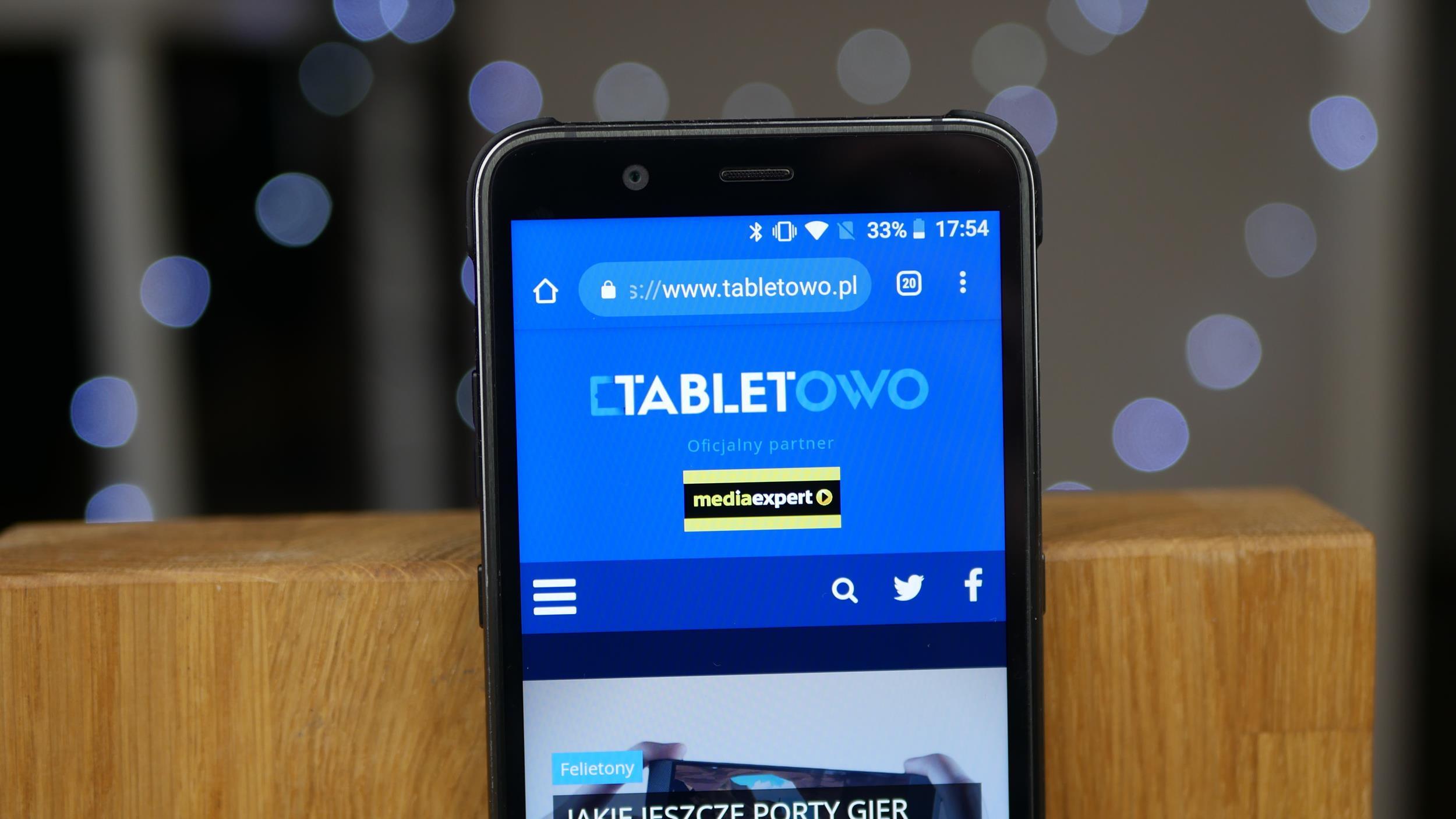 Recenzja Hammer Blade 2 Pro - wytrzymałego smartfona z NFC i 6 GB RAM 19