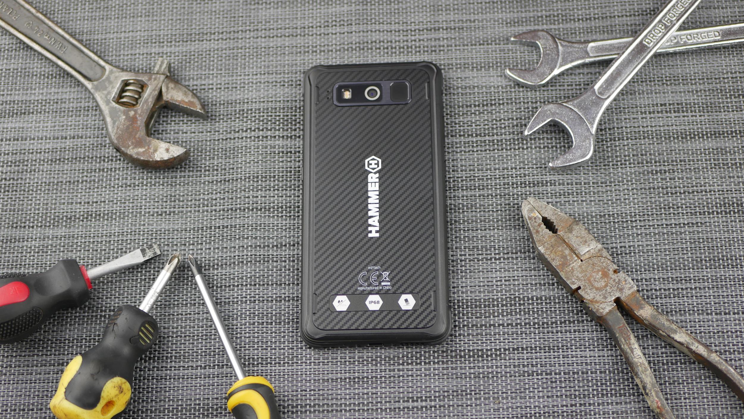 Recenzja Hammer Blade 2 Pro - wytrzymałego smartfona z NFC i 6 GB RAM 63