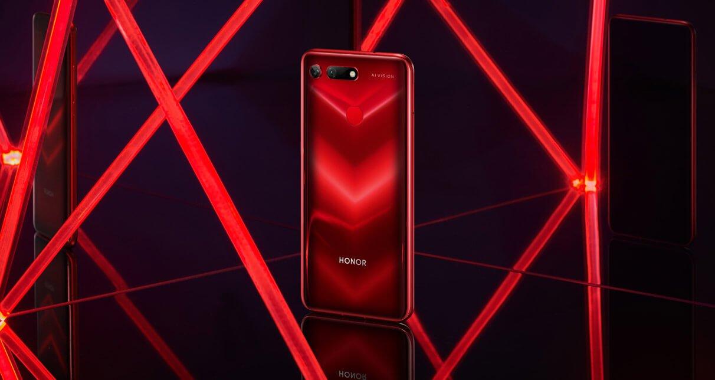 Promocja na Walentynki: Honor View 20 w zestawie z opaską Honor Band 4 i Honor 8X w niższej cenie 17