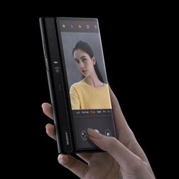 Tabletowo.pl Oto konkurent dla składanego smartfona Samsunga - Huawei Mate X. Też się składa, ale inaczej Android Huawei MWC 2019 Nowości Smartfony