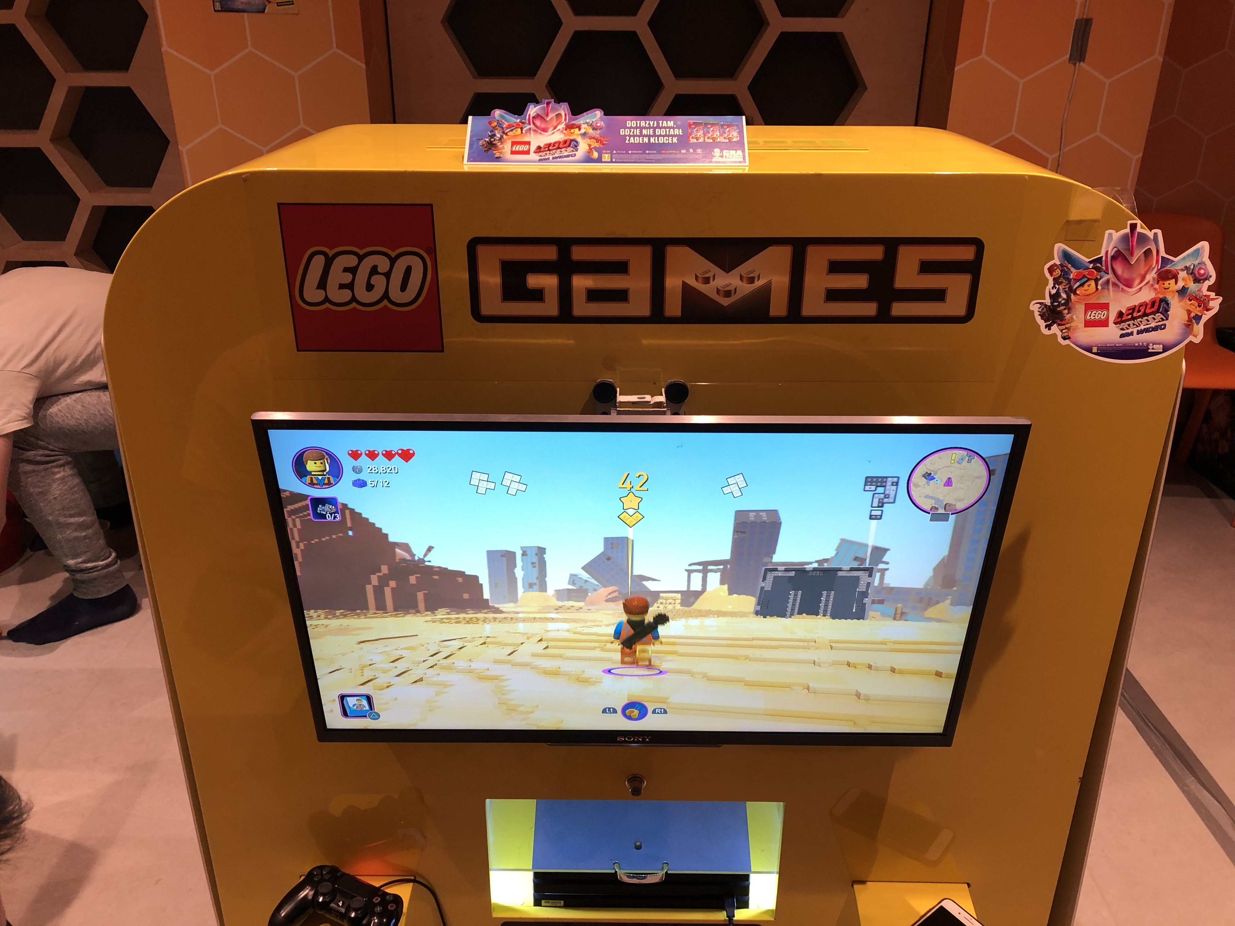 LEGO Przygoda w nowej odsłonie to wciągająca podróż po galaktyce!