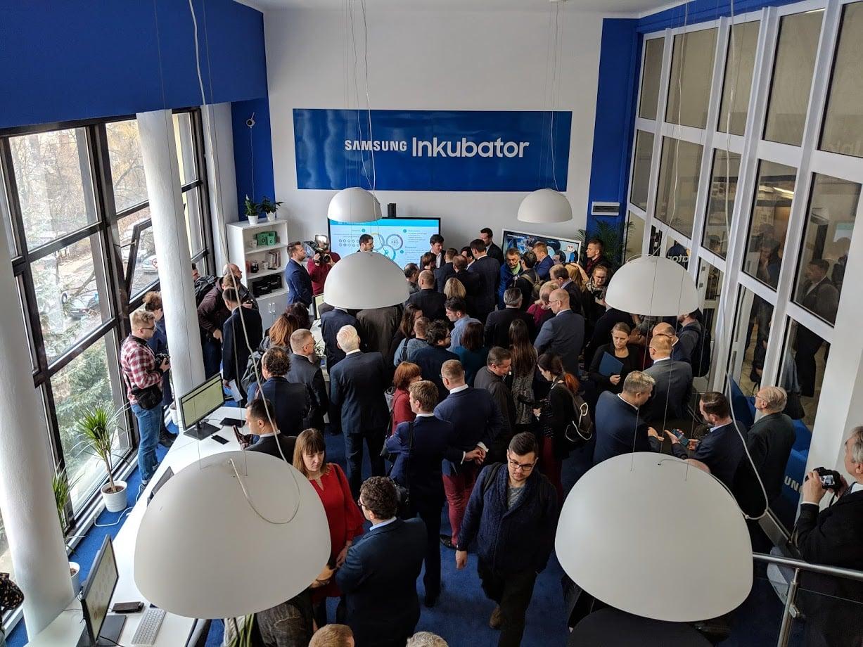 Samsung otworzył w Lublinie Inkubator dla startupów zajmujących się cyberbezpieczeństwem. Byliśmy na jego inauguracji 18